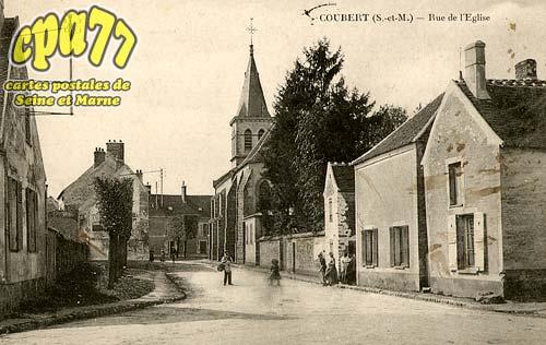 Coubert - Rue de l'Eglise