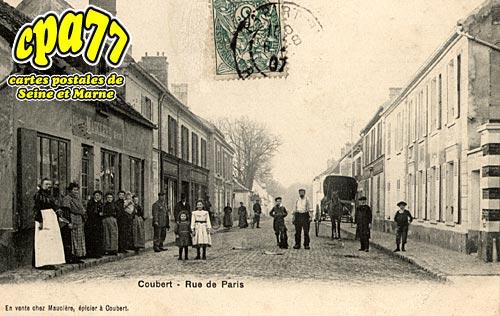 Coubert - Rue de Paris