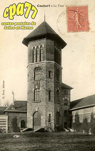 Coubert - La Tour