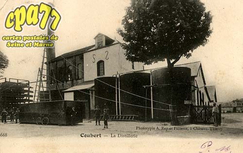 Coubert - La Distillerie