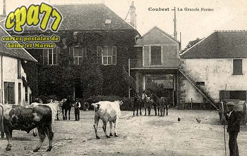 Coubert - La Grande Ferme