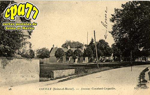 Couilly Pont Aux Dames - Avenue Constantin-Coquelin