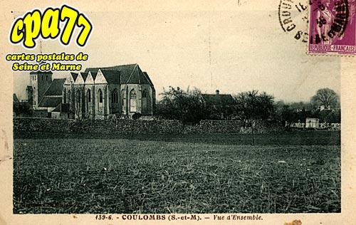 Coulombs En Valois - Vue d'ensemble