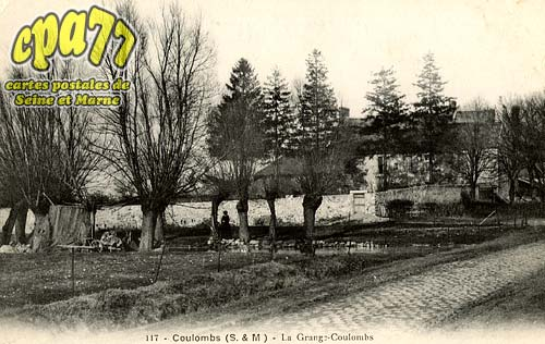 Coulombs En Valois - La Grange-Coulombs