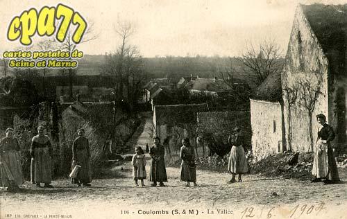 Coulombs En Valois - La Vallée