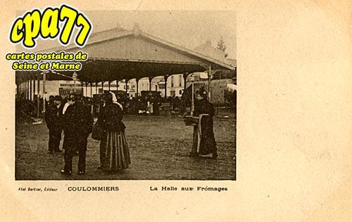 Coulommiers - La Halle aux Fromages