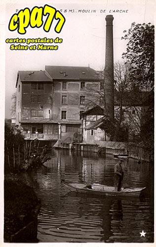 Coulommiers - Moulin de l'Arche