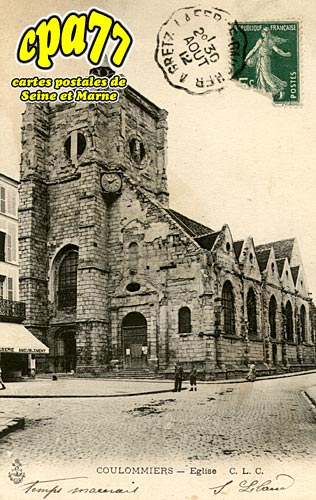 Coulommiers - Eglise