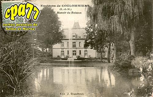 Coulommiers - Manoir du Buisson (en l'état)