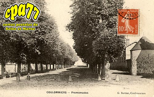 Coulommiers - Promenades