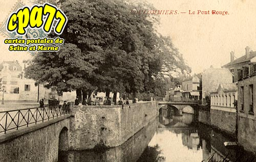 Coulommiers - Le Pont Rouge