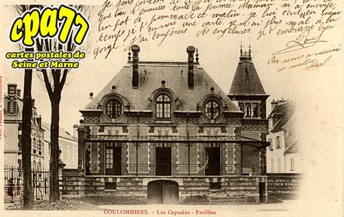 Coulommiers - Les Capucins - Pavillon