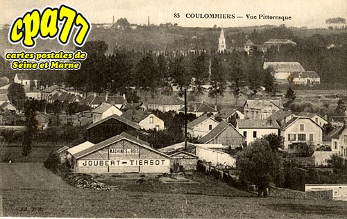 Coulommiers - Vue Pittoresque