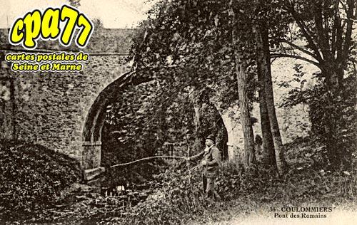 Coulommiers - Pont des Romains
