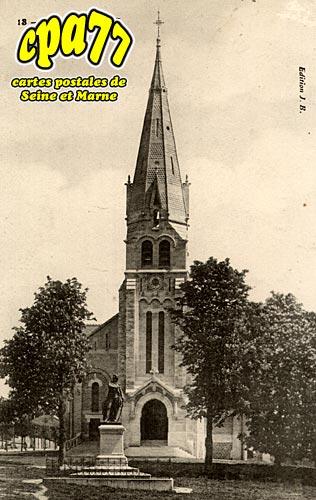 Coulommiers - La Nouvelle Eglise