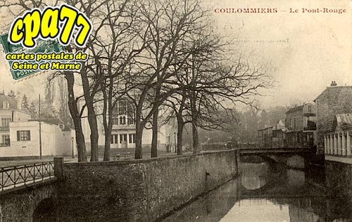 Coulommiers - Le Pont-Rouge