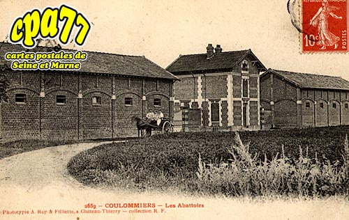 Coulommiers - Les Abattoirs