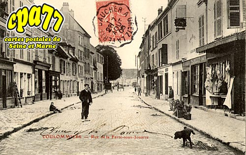 Coulommiers - Rue de la Ferté-sous-Jouarre