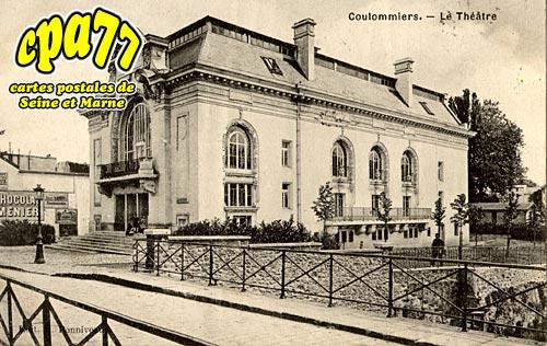 Coulommiers - Le Théâtre