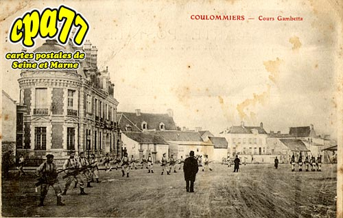 Coulommiers - Cours Gambetta