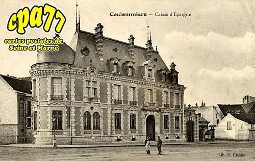 Coulommiers - Caisse d'Epargne