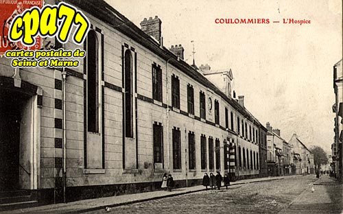 Coulommiers - L'Hospice