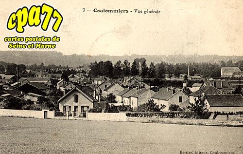 Coulommiers - Vue générale
