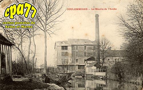 Coulommiers - Le Moulin de l'Arche