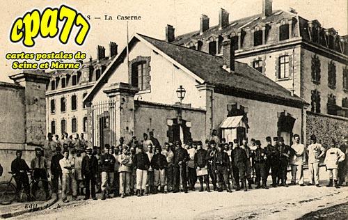 Coulommiers - La Caserne