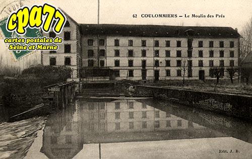 Coulommiers - Le Moulin des Prés