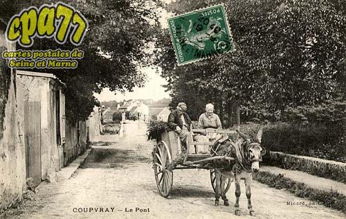 Coupvray - Le Pont