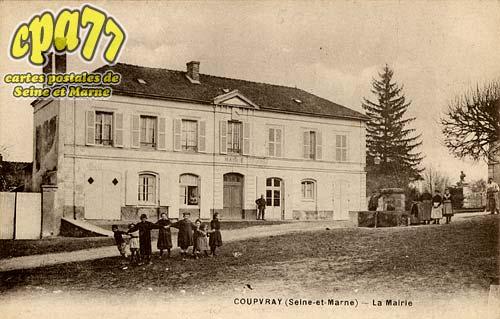 Coupvray - La Mairie