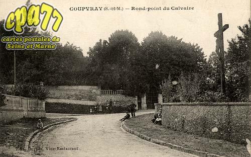 Coupvray - Rond-point du Calvaire