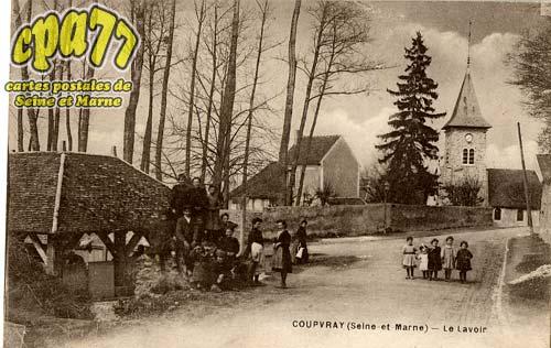 Coupvray - Le Lavoir