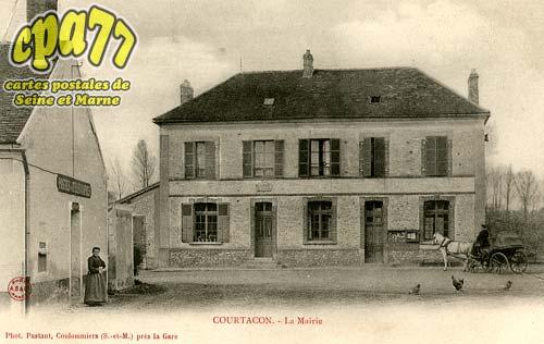 Courtacon - La Mairie
