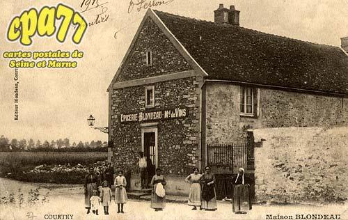 Courtry - Maison Blondeau