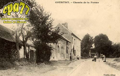 Courtry - Chemin de la Ferme