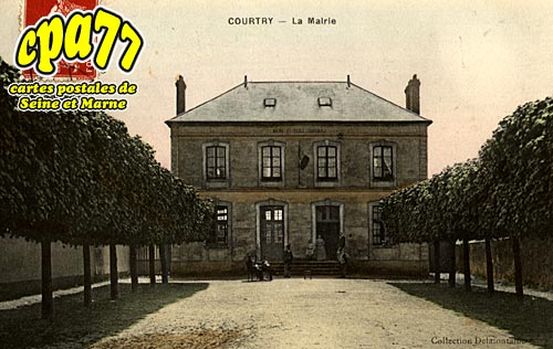 Courtry - La Mairie