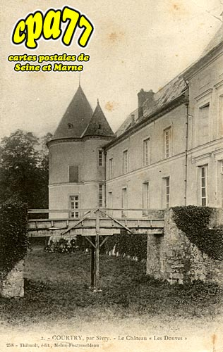 Sivry Courtry - Le Château
