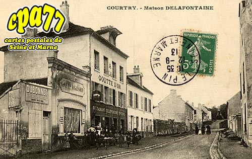 Courtry - Maison Delafontaine