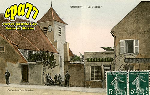 Courtry - Le Clocher