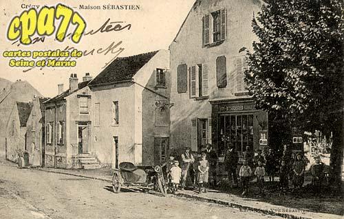 Crégy Les Meaux - Maison Sébastien