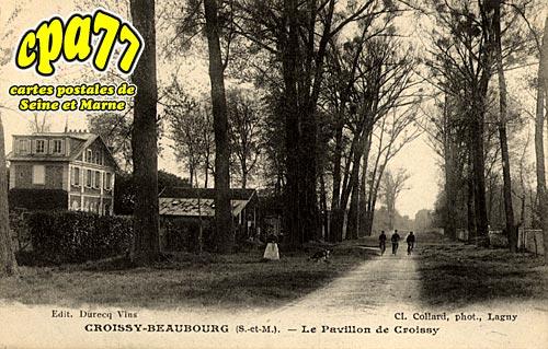 Croissy Beaubourg - Le Pavillon de Croissy