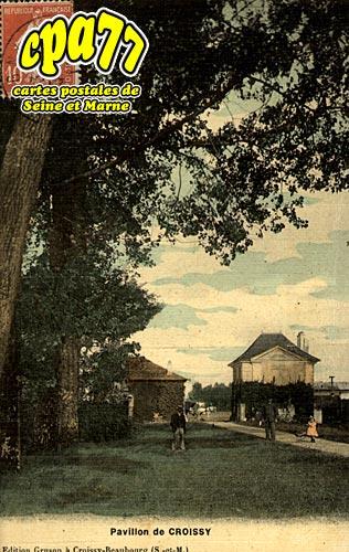 Croissy Beaubourg - Pavillon de Croissy