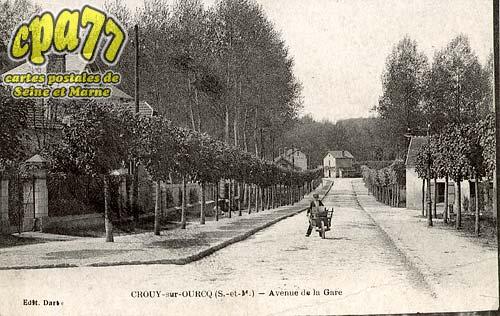 Crouy Sur Ourcq - Avenue de le Gare