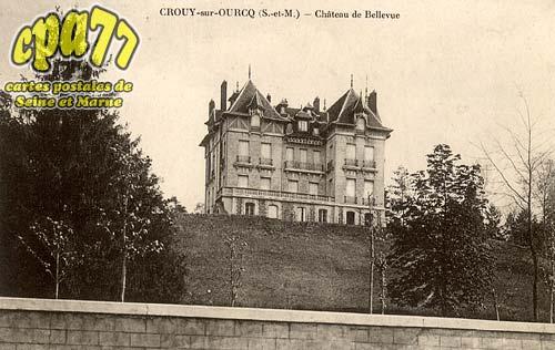 Crouy Sur Ourcq - Château de Bellevue
