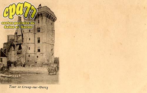 Crouy Sur Ourcq - Tour de Crouy-sur-Ourcq