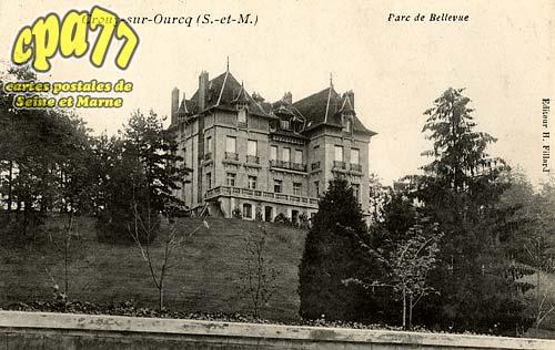 Crouy Sur Ourcq - Parc de Bellevue