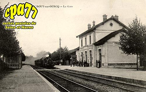Crouy Sur Ourcq - La Gare