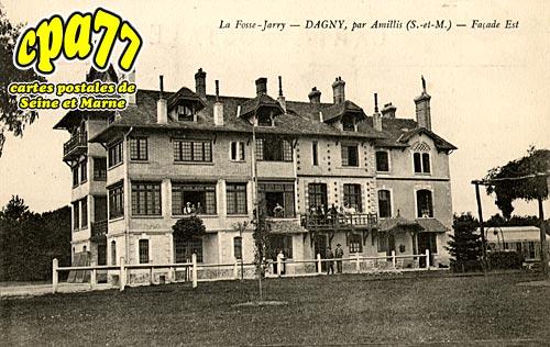 Dagny - La Fosse-Jarry - Façade Est